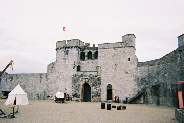 Castle in Limerick