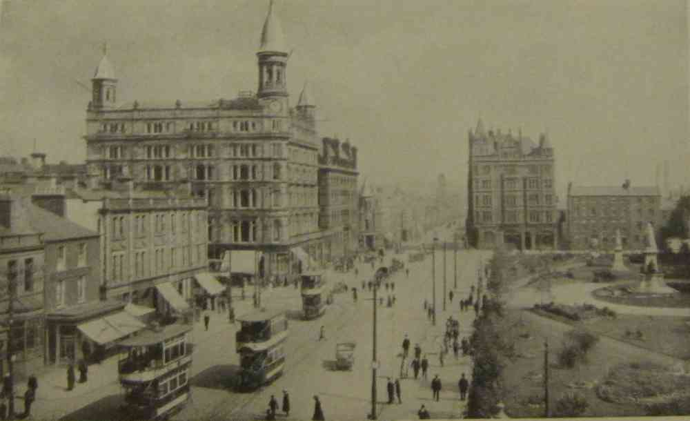 Donegall Square, Belfast
