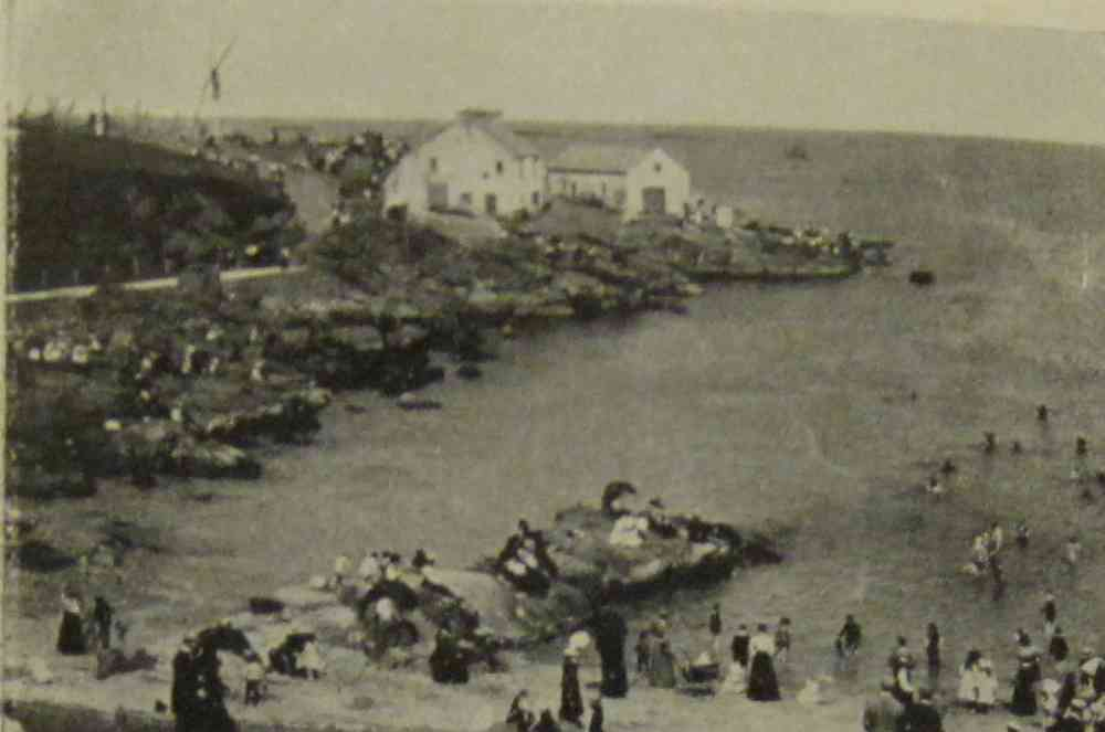 The Ladies' Bathing Place at Portrush