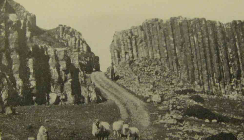 Loom and Gateway, Giant's Causeway